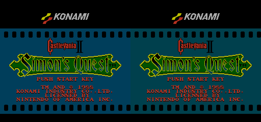 shmups system11 org • View topic - Nes rgb with composite colors?