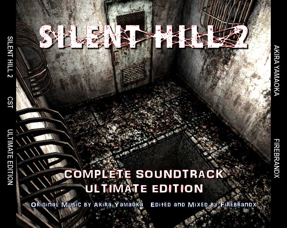 Silent Hill 2 Complete Soundtrack Ultimate Edition